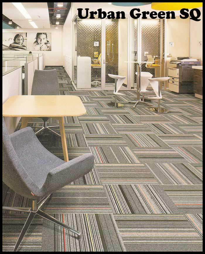 Karpet Urban Green